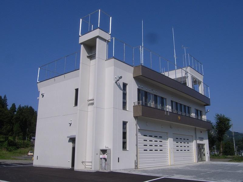 魚沼市消防署上条出張所庁舎電気設備工事