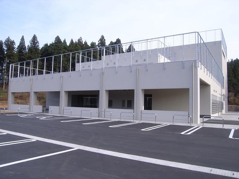 魚沼市斎場電気設備工事