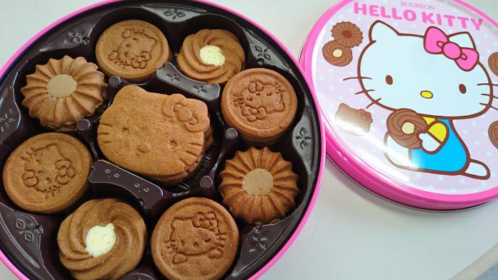 キティちゃんのクッキー