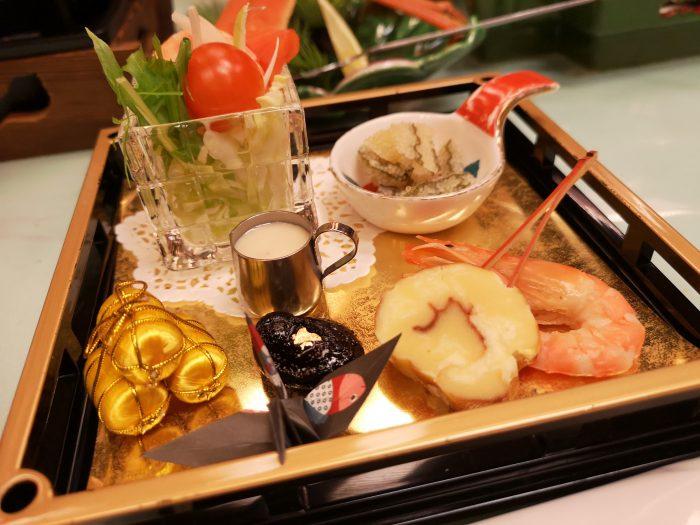 新年会料理2